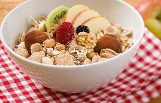 Yoğurt ve lifli gıdalar akciğer kanseri riskini...