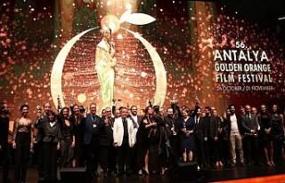 Altın Portakal Film Festivali'nde 'Bozkır'a...