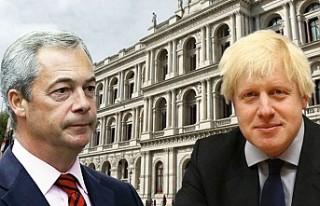 Aşırı sağcı liderden, Başbakan Johnson'a...