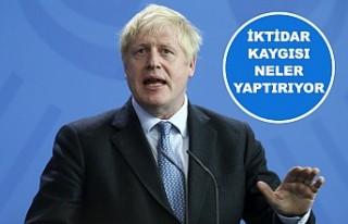 Boris Johnson'dan 'İslamofobi' Özrü!