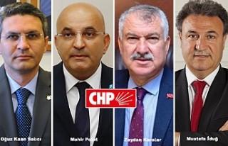 CHP İngiltere'ye Çıkarma Yapıyor