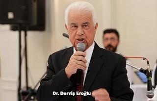 Derviş Eroğlu Londra'da Konuştu: Kıbrıs'ta...
