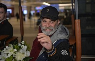 'En İyi Erkek Oyuncu' İstanbul'a...