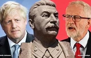 İngiltere Başbakanı Boris Johnson, rakibini Stalin'e...