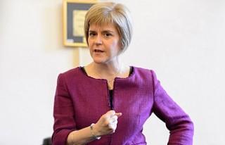 İskoç lider, seçim kampanyasına bağımsızlık...