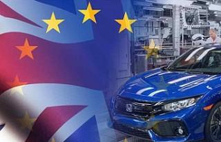 İşte, Anlaşmasız Brexit'in İngiliz Otomotiv...