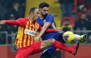 Fenerbahçe'yi Erciyes soğuğu çarptı