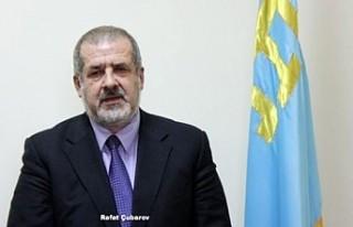 Kırım Tatar Milli Meclisi'nden Kırım Tatar...