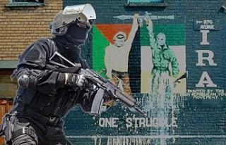 Kuzey İrlanda'da Terör Endişesi