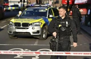 Londra'daki Saldırı Hakkında Johnson ve Khan'dan...