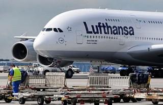 Lufthansa'da kabin personeli 2 günlük greve...
