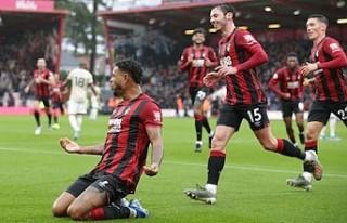 Manchester United, deplasmanda Bournemouth'a...