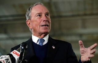 Michael Bloomberg, ABD'de başkanlık yarışına...
