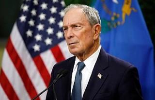 Michael Bloomberg'in ABD Başkanlık seçimlerinde...