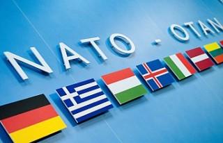 NATO dışişleri bakanları, Brüksel'de bir...
