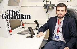 Selçuk Bayraktar'dan, The Guardian'ın iddialarına...