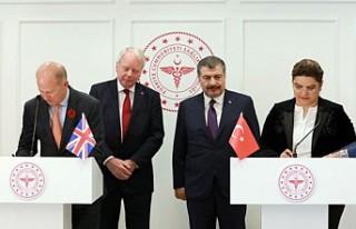 Türkiye ile Birleşik Krallık arasında sağlık...