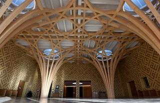 Erdoğan'ın açacağı Cambridge Camisi, Avrupa'nın...