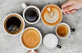 Günde 4 fincan kahve kilo aldırmıyor