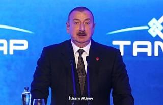 İlham Aliyev: Bugün tarihi bir gündür