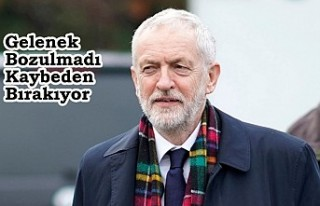 Jeremy Corbyn İstifa Ediyor