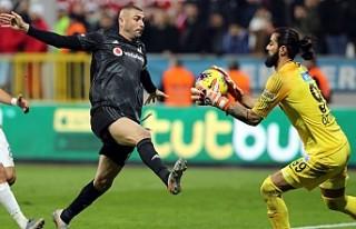 Kasımpaşa 3 Puanı Beşiktaş'a Bıraktı