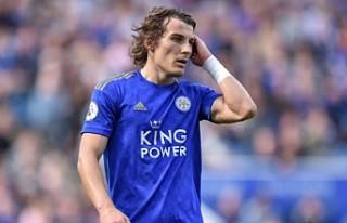 Leicester City'nin, Çağlar Söyüncü için...