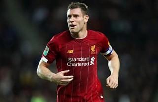 Liverpool'dan James Milner Kararı