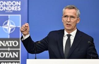NATO Genel Sekreteri, savunma planlarıyla ilgili...