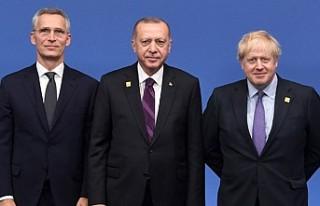 NATO Liderler Zirvesi Londra'da başladı