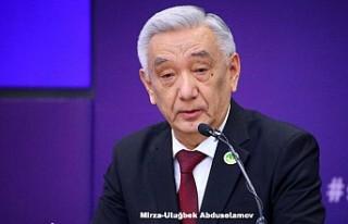 Özbekistan'da çok partili parlamento