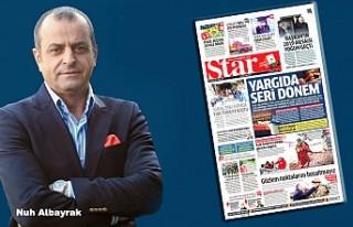 Star Gazetesi Kapanıyor