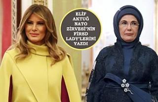 Zirvenin en güzel kadını Erdoğan mıydı Trump...
