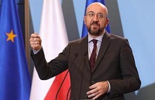 AB Konseyi Başkanı Michel Türkiye Yolcusu