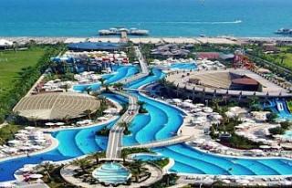 Antalya'daki 5 yıldızlı ünlü otel, icradan...