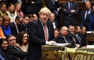 Avam Kamarası AB'yle varılan Brexit anlaşmasını...