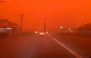 Avustralya'daki yangınların dumanları Brezilya'ya...
