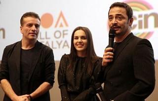 'Baba Parası' filminin galası Antalya'da...
