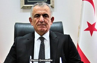 Bakan Nazım Çavuşoğlu Londra'yı Ziyaret Edecek