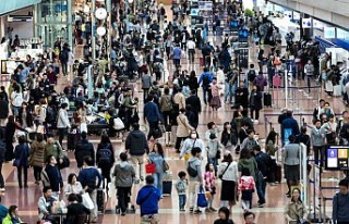 Dünya genelinde geçen yıl 1,5 milyar kişi seyahat...