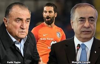 Fatih Terim'den Mustafa Cengiz'e Arda Turan...