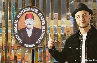 'Hafız Mustafa' Dubai'de Ünlülerin Tercihi