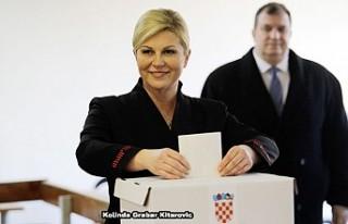 Hırvatistan, cumhurbaşkanlığı seçimi için ikinci...