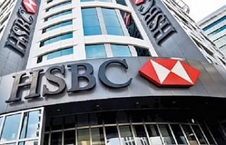 HSBC'nin Türkiye'deki faaliyetlerini durduracağı...