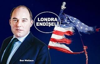 """İngiltere, ABD'nin """"dünya liderliğini""""..."""