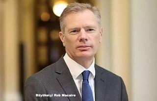 İngiltere'nin Tahran Büyükelçisi Macaire,...