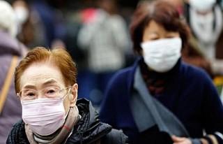 Japonya'da da 'gizemli solunum yolu hastalığına'...
