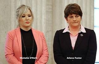 Kuzey İrlanda'da taraflar bölgesel hükümet...