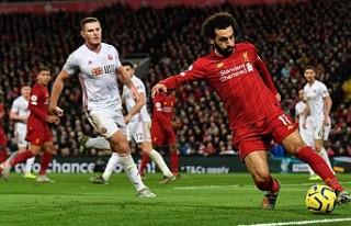 Lider Liverpool'dan üst üste 11. Galibiyet