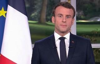 Macron'dan yeni yıl mesajında emeklilik reformu...